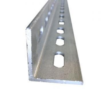 Perforated or Slotted or Punched Angle Shape Steel Lintel Bar or Beam
