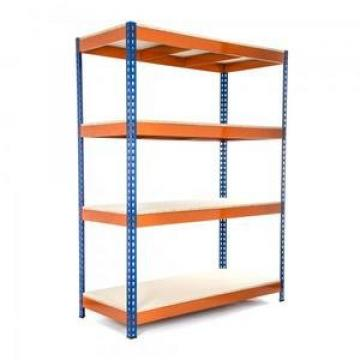 Long Span Commercial Wire Shelving Heavy Duty Wire Decking 48 X 24 X 48""