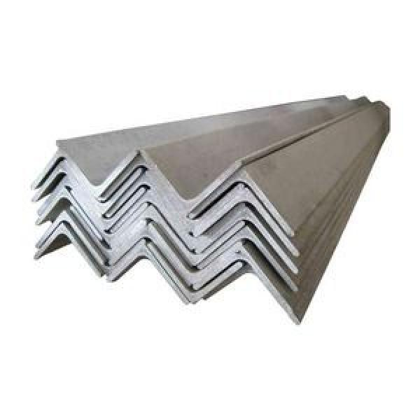 AISI 201 304 304L 316 316L 2205 310 310S Stainless Steel Angle Bar #3 image