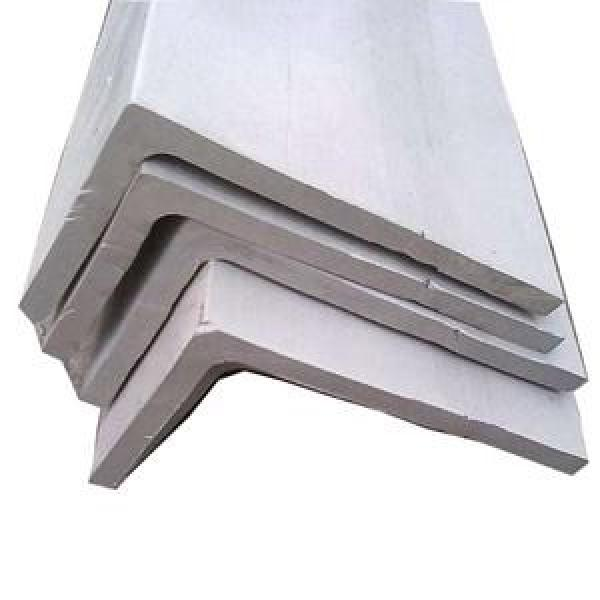 Perforated Holes Equal and Unequal Galvanized Powder Coated Slotted Angle Steel Bars #3 image