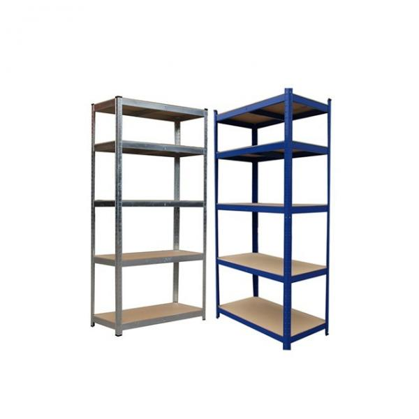 Stainless Steel Wire Shelves Restaurant Food Storage Chrome Finish Rack Unit #2 image
