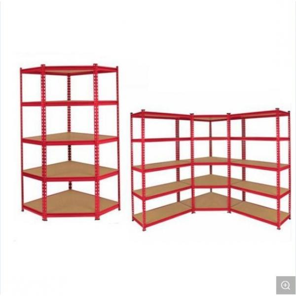 Stainless Steel Wire Shelves Restaurant Food Storage Chrome Finish Rack Unit #1 image