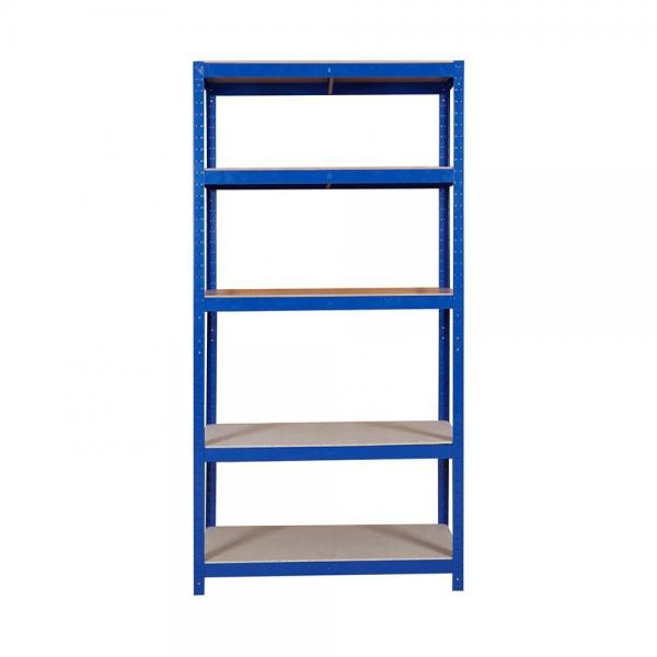 Heavy Duty Boltless Metal Steel Shelving Shelves Storage Unit Industrial Easy to Assemble #3 image