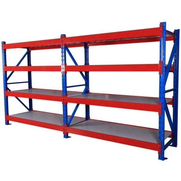 Metro Commercial 5 Layers Chrome Steel Wire Shelving Storage System with Casters #3 image