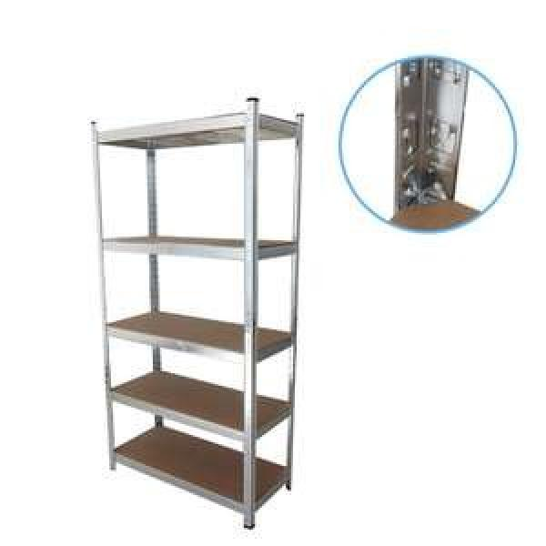 Wlt C26 Heavy Duty Chrome Steel Storage Wire Rack Kitchen Shelving #1 image