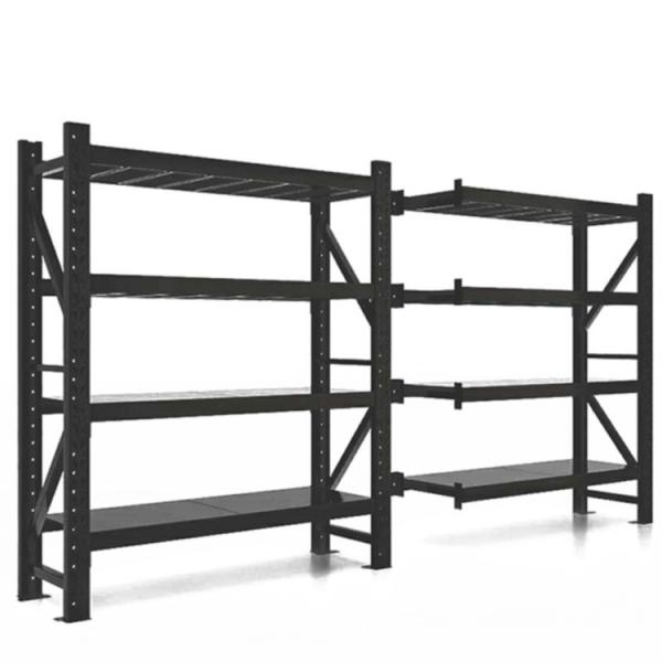 Heavy Duty Commercial Wire Shelving, Garment Wardrobe Metal Wire Racks for Storage #2 image