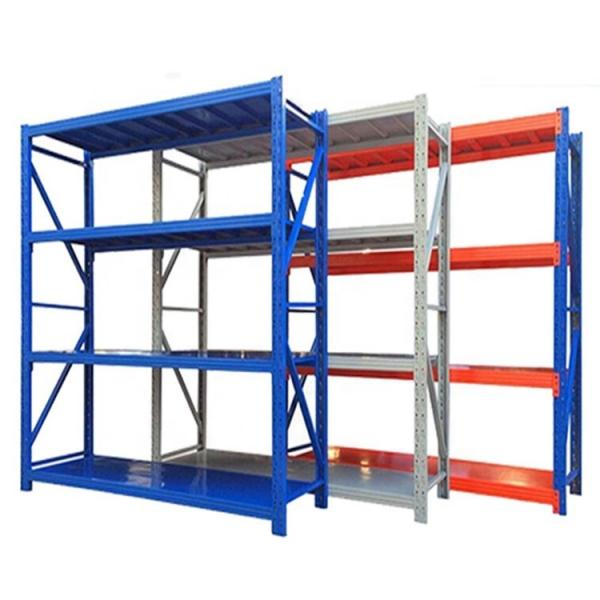 36 in. X 14 in. X 74 in. Wire Chrome Heavy Duty Industrial Shelving Unit for Warehouse Storage #3 image