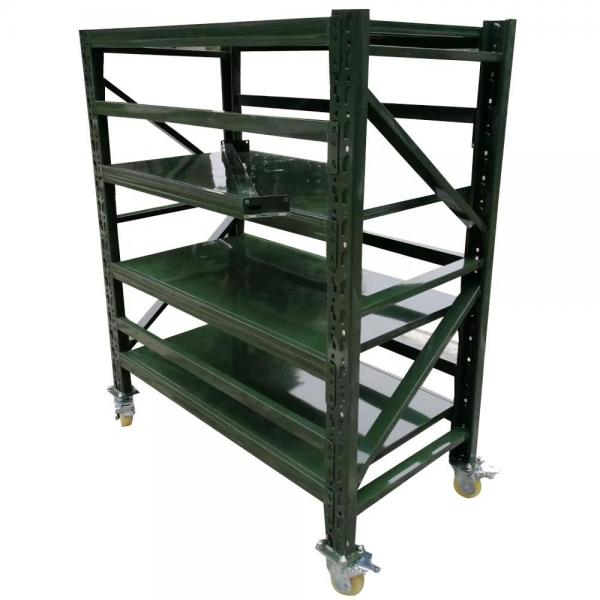 Heavy Duty Warehouse Rack with Small Board #3 image
