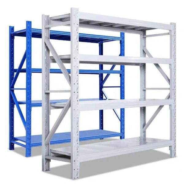 Pallet Push Back Rack Suitable for Small Warehouse #3 image