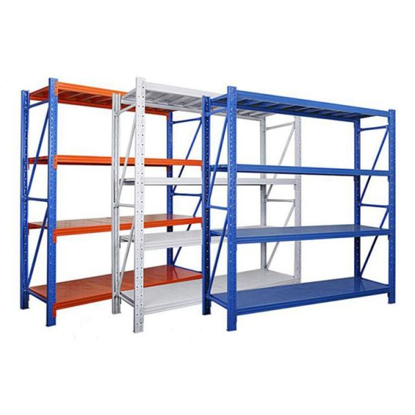 Pallet Push Back Rack Suitable for Small Warehouse #1 image