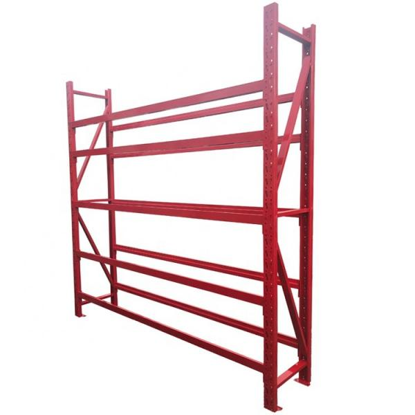 Nanjing Manufacturer 3t Per Layer Heavy Duty Metal Warehouse Storage Pallet Rack for Industrial #3 image
