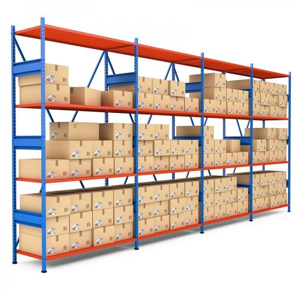 Nanjing Manufacturer 3t Per Layer Heavy Duty Metal Warehouse Storage Pallet Rack for Industrial #1 image