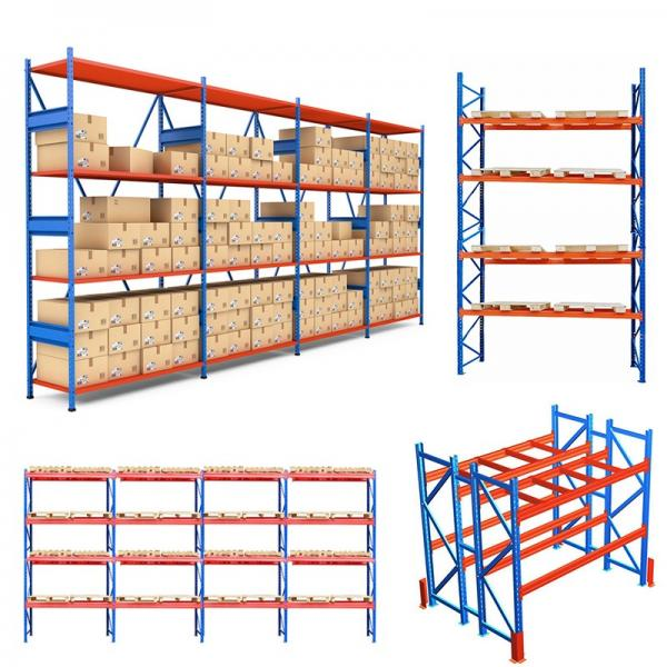 Nanjing Manufacturer 3t Per Layer Heavy Duty Metal Warehouse Storage Pallet Rack for Industrial #2 image