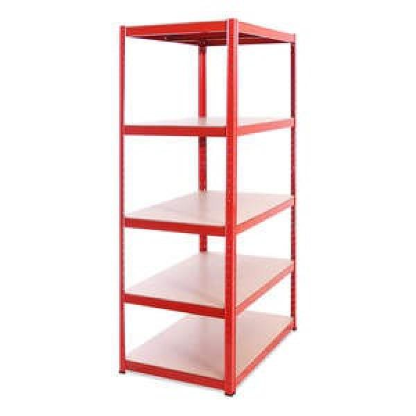 Best-Selling Warehouse Storage Heavy Duty Steel Pallet Racking with Powder Coating #1 image