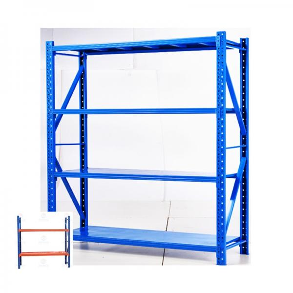 Commercial Warehouse Factory NSF 5tiers Adjustable Chrome Metal Storage Wire Shelving. #3 image