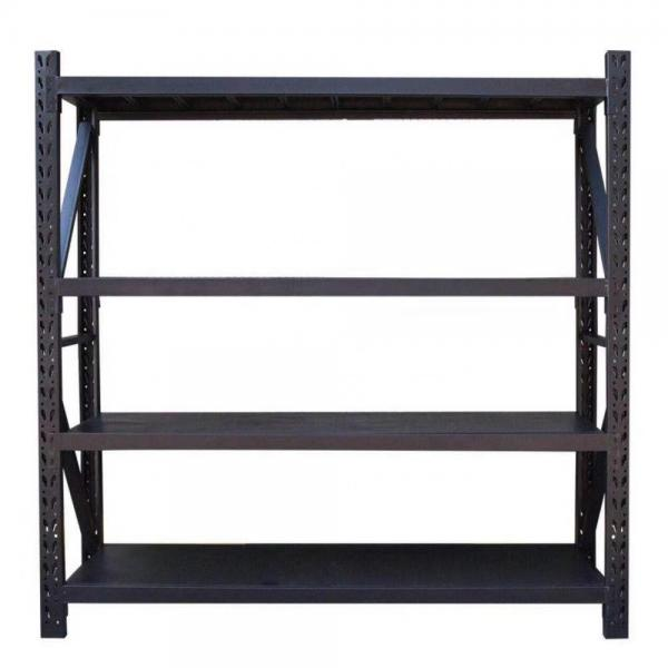 Commercial Warehouse Factory NSF 5tiers Adjustable Chrome Metal Storage Wire Shelving. #1 image