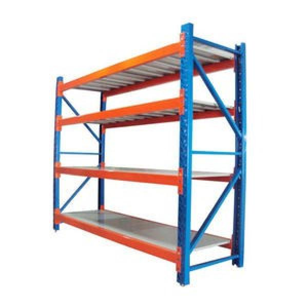 Chinese Adjustable Automatic Pallet Heavy Duty Shuttle Shelving System #1 image