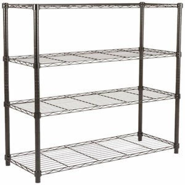 10 Years Warranty Time Manufacturer Industrial Warehouse Heavy Duty Metal Warehouse Wire Shelving #3 image