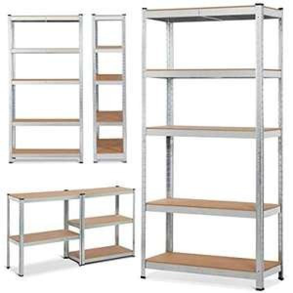 10 Years Warranty Time Manufacturer Industrial Warehouse Heavy Duty Metal Warehouse Wire Shelving #1 image