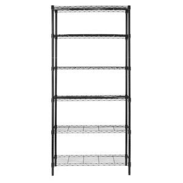 10 Years Warranty Time Manufacturer Industrial Warehouse Heavy Duty Metal Warehouse Wire Shelving #2 image