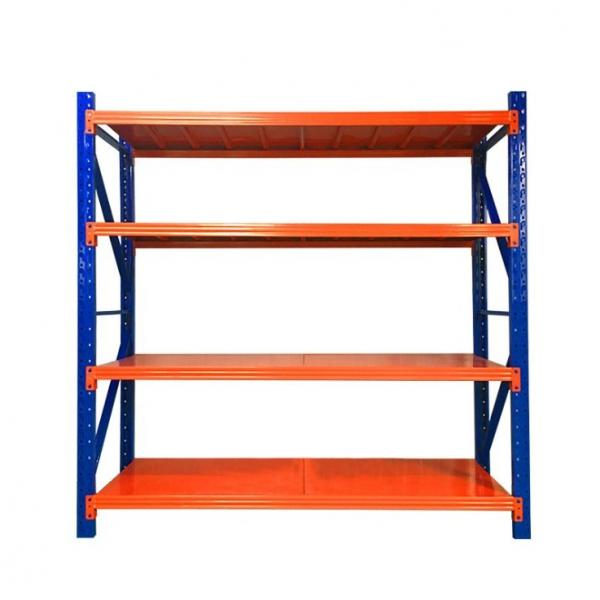 Commercial Warehouse Factory NSF 5tiers Adjustable Chrome Metal Storage Wire Shelving. #2 image