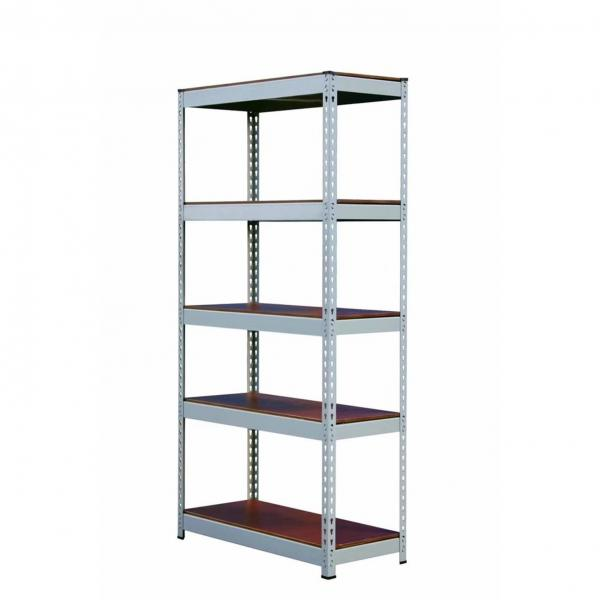 Long Span Steel Storage Systems Warehouse Shelving with Steel Deck #1 image