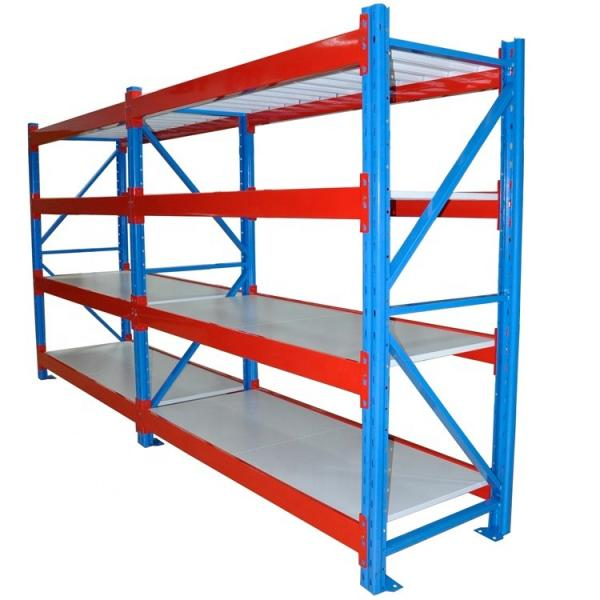 Metro Commercial 5 Layers Chrome Steel Wire Shelving Storage System with Casters #2 image
