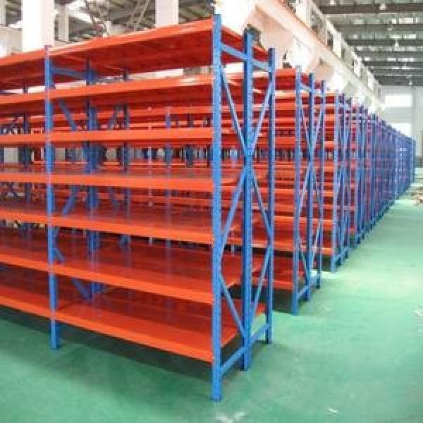 Chinese Adjustable Automatic Pallet Heavy Duty Shuttle Shelving System #2 image