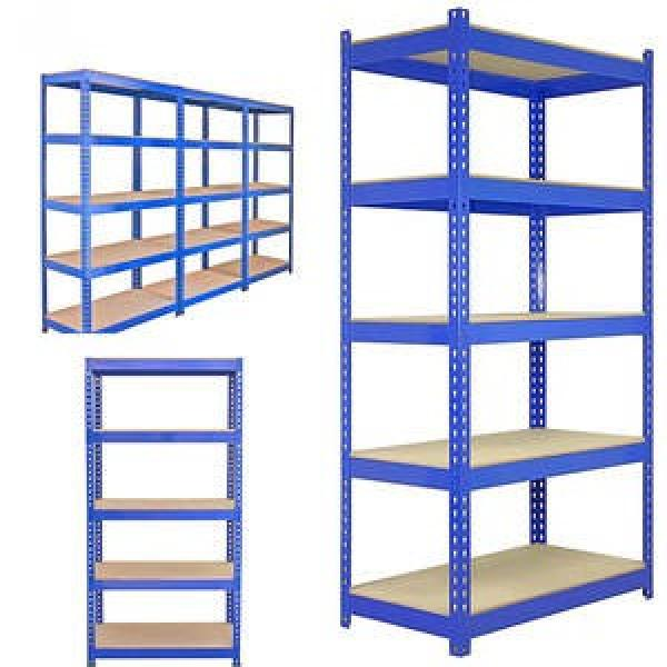 Heavy Duty Steel Selective Pallet Storage Racking for Industrial Warehouse #2 image