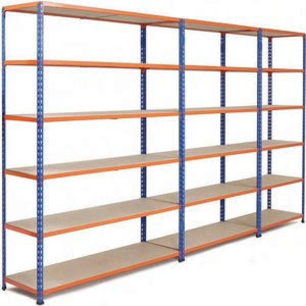 Heavy Duty Industrial Warehouse Transport Stackable Storage Steel Nestainer Pallet Rack #1 image