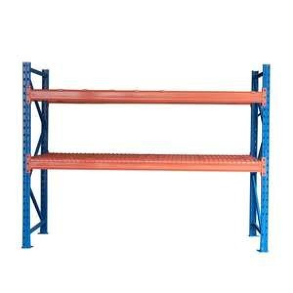 Two Levels Mezzanine System with Steel Grate Flooring #1 image