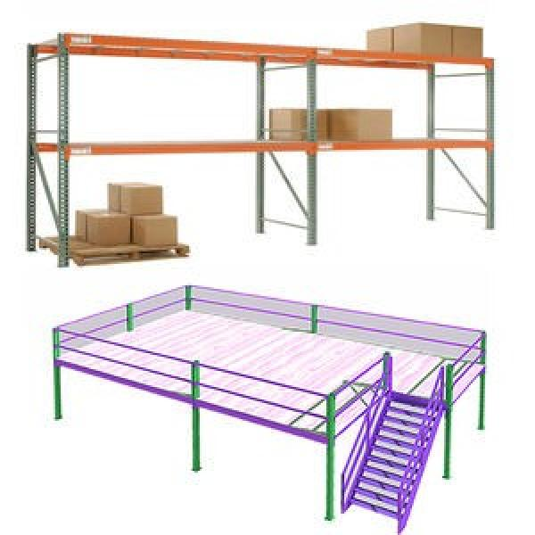 High Storage Racking System (AS/RS) for Warehouse #1 image